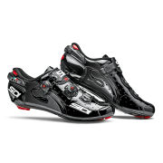 Sidi Wire Carbon Vernice Cycling Shoes - Black