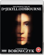 The Strange Case of Dr Jekyll and Miss Osbourne