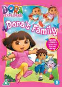 Dora The Explorer: Doras Family Triple Pack