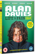 Alan Davies: Life is Pain