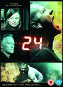 24 - Seizoen 6 [Box Set]