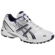 Asics Gel Trigger 5 Cricket Shoe White
