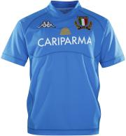 Kappa Italy Rugby Home Shirt 2010/11