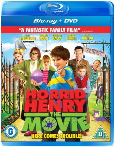 Horrid Henry: Movie (Bevat Blu-Ray and DVD Copy)