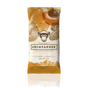 Chimpanzee Apricot Energy Bar - Box of 12