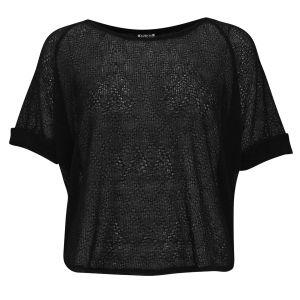 Vero Moda Women's Daffodil T-Shirt - Black