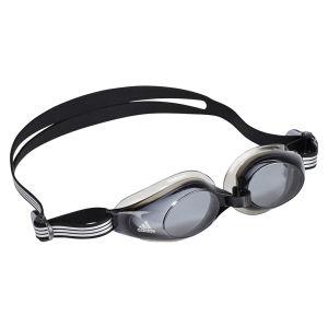 adidas Men's Aquastorm One-Piece Swimming Goggles - Black