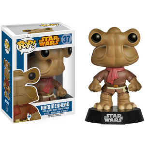 Star Wars Hammerhead Pop! Vinyl Bobblehead Figure