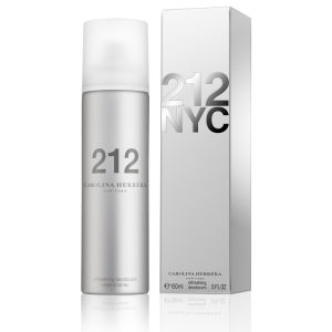 Carolina Herrera 212 NYC spray déodorant 150ml