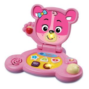 Vtech Baby Bear Laptop - Pink