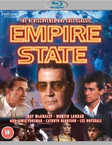 Empire State (Bevat Blu-Ray en DVD Copy)