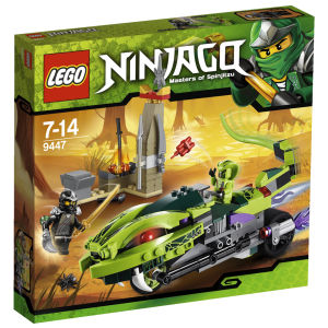 LEGO Ninjago: Lasha's Bite Cycle (9447)
