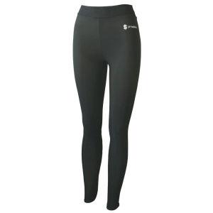 Proskins Women's Slim Full Length Leggings - Black