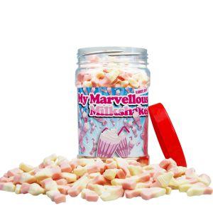 My 'Marvellous Milkshakes' Sweet Jar (1kg)