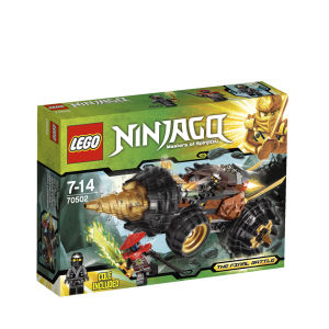 LEGO Ninjago: Coles Earth Driller (70502)