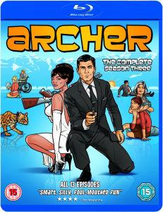 Archer - Seizoen 3