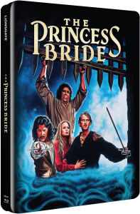 The Princess Bride - Steelbook Exclusivo de Zavvi (Edición Limitada)