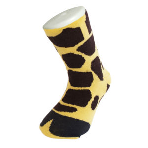 Chaussettes pour Enfants Girafes -Silly Socks Kids