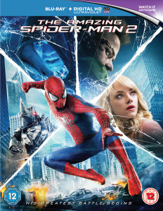 The Amazing Spider-Man 2: Mastered in 4K Edition (+UV)