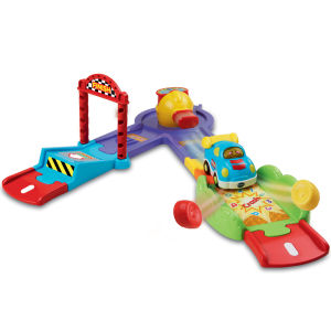 Vtech Toot-Toot Drivers - Deluxe Jump Track Launcher