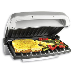 George Foreman 3 Portion Grill and Melt