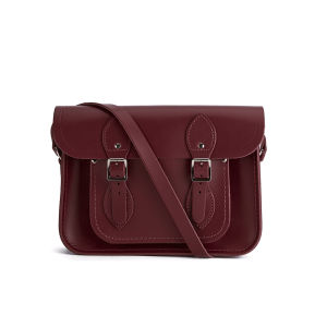 The Cambridge Satchel Company 11 Inch Classic Leather Satchel - Oxblood