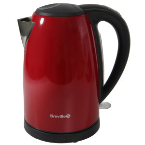 Breville Stainless Steel Jug Kettle - Red