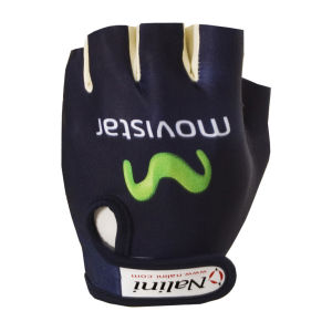 Movistar Team Race Mitts - 2013