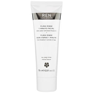 REN Flash Rinse 1 Minute Facial traitement facial