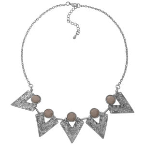 Vero Moda Women's Herlin Necklace - Silver
