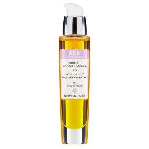 Serum hidratante REN Rose O¹² Moisture Defence Oil (30ml)