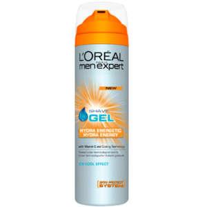 L'Oreal Paris Men Expert Hydra Energetic Shaving Gel 200ml