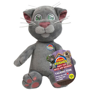 Talking Tom - 10'' Talking Plush