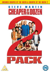 Cheaper By The Dozen 1 en 2