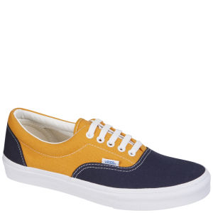 Vans ERA Canvas Vintage Trainer - Dress Blues/Sunflower