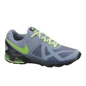 Nike Men's Air max Run Lite Running Shoes - Grey/Volt Green
