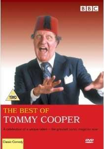 Comedy Greats - Tommy Cooper