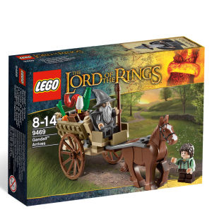 LEGO Lord of the Rings: Gandalf Arrives (9469)