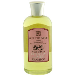 Trumpers Limes Shampoo - 200ml Travel