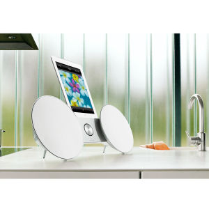 bang and olufsen beosound 8. bang \u0026 olufsen beosound 8 - white: image 2 and beosound o