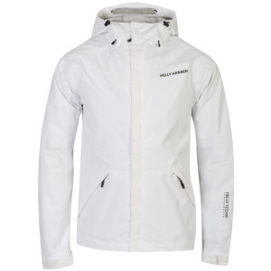 Helly Hansen Men's Vancouver Packable Jacket - White
