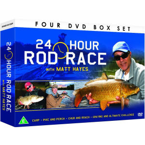 Matt Hayes 24 Hour Rod Race - Gift Set