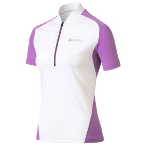 Odlo Women's Action SS Cycling Jersey