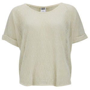 Vero Moda Women's Daffodil T-Shirt - Cream