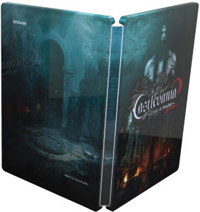 Steelbook Castlevania: Lords of Shadow 2 (Juego No Incluido)