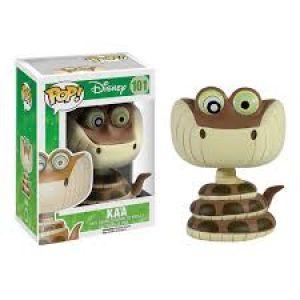 Disneys Jungle Book Kaa Pop! Vinyl Figure