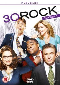 30 Rock - Seizoen 5