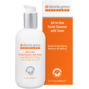 Dr Dennis Gross All-In-One Facial Cleanser with Toner