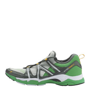 Zoot Men's Kane 3.0 Stability Training Shoe - Light Grey/Graphite/Green