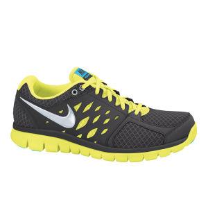 Nike Men's Flex 2013 Run Trainers - Dark Charcoal